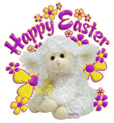 GIF easter gif | animated gif images for Easter glitter graphics wishes 83