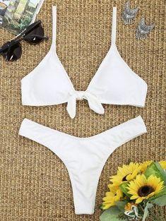 GET $50 NOW | Join Zaful: Get YOUR $50 NOW!https://m.zaful.com/high-cut-knot-thong-bikini-set-p_501156.html?seid=2664632zf501156 #bikinis