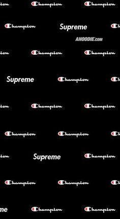 Supreme x Champion Wallpaper // Avinaash Ganesh -You can find Ganesh and more on our website.Supreme x Champion Wallpaper // Avinaash Ganesh - Hypebeast Iphone Wallpaper, Supreme Iphone Wallpaper, Hype Wallpaper, Lock Screen Wallpaper Iphone, Homescreen Wallpaper, Iphone Background Wallpaper, Trendy Wallpaper, Tumblr Wallpaper, Aesthetic Iphone Wallpaper