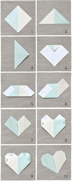 You can make a butterfly form of origami. An origami butterfly can be hanged on your bedroom wall making it looks beautiful. You will require origami paper to make it. These are ways of making a butterfly with origami DIY step by step. Origami Design, Origami Diy, Origami Rose, Origami Ball, How To Make Origami, Useful Origami, Origami Stars, Origami Flowers, Origami Ideas