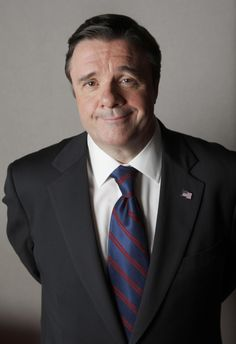 Nathan Lane; brilliant actor and comedian.