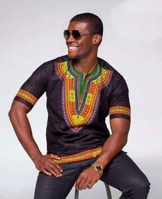 Jordan - Dashiki Tunic Shirt