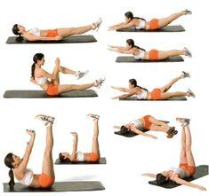 Второй комплекс упражнений на верхний пресс http://www.dietplans10.com/kak-ubrat-niz-givota-bistro-i-effektivno/