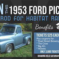 Hot Rod for Habitat Raffle La Crosse, Habitat For Humanity, Facebook Sign Up, Habitats, Hot Rods, Public, Ford, Website