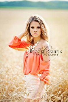 senior portrait by my friend Brooke!  Love your work girl!!