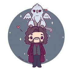 Sirius Black!! (Maybe one day I'll do a school marauders one with their animaguses ) but I had to put Beaky in  • #siriusblack #sirius #buckbeak #cute #kawaii #chibi #harrypotter #harrypotterart #harrypotterfanart #fantasticbeasts #instaart #instadaily #instaartist #illustration #illustrationoftheday #digitalart #digitalpainting #doodle #art #drawing