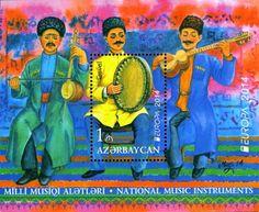 Azerbaijan - Europa 2014