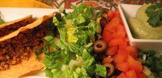 Recipe | Tempeh Tacos | Dawn Jackson Blatner, Registered Dietitian