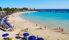 Flamingo Beach, Playa Blanca - Lanzarote