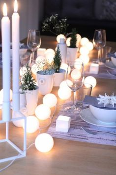 Miniature White Christmas