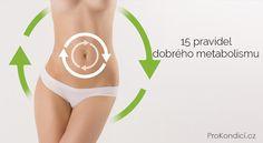 15 pravidel dobrého metabolismu | ProKondici.cz Bikinis, Swimwear, Fitness, Fashion, Diet, Bathing Suits, Moda, Swimsuits, Fashion Styles