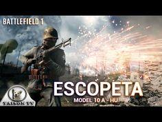 Battlefield 1 La escopeta Remington Model 10.A- HU ReviewLoading that magazine is a pain! Get your Magazine speedloader today! http://www.amazon.com/shops/raeind