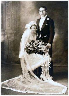 Sensación Vintage: Camino al altar: años '20 y '30