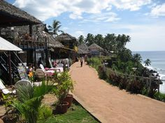 GO BACK TO! Varkala Cliffs. Kerala India