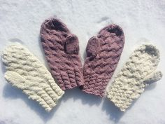 Free! - Ravelry: Very Cabley Mittens pattern by Kelly Porpiglia