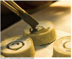 Making concrete rings