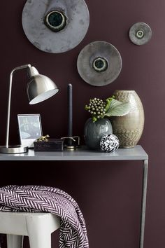 Inspiration from Broste Copenhagen's AW 2016 Collection Studio Interior, Interior Styling, Interior Decorating, Broste Copenhagen, Copenhagen Denmark, Home Wall Colour, Trends 2016, At Home Store, Room Colors