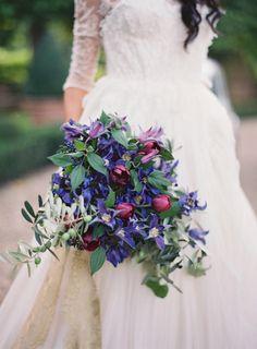 Pretty in purple: http://www.stylemepretty.com/2015/09/14/25-breathtaking-bouquets-perfect-for-fall/
