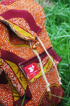 Taaluma Totes || Backpacks that Carry a Country - Uwanna Uganda Tote