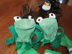 Frog or Snake Handcrafted Golf Head Covers  by CaddyshackCreative, $8.50