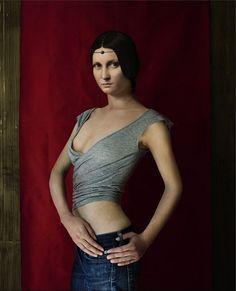 Dorothee Golz - La belle Ferroniere