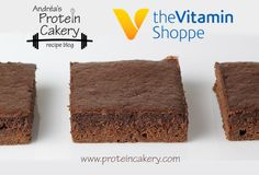 Chocolate Fudge Protein Brownies - Andréa's Protein Cakery 1 cup natural (unsweetened) applesauce (222g) ⅓ cup almond butter (80g) 1 cup natural chocolate whey protein powder (104g) 2 tablespoons cacao powder (11g) (or cocoa powder) 2 tablespoons date sugar (18g) ⅛ teaspoon sea salt (0.6ml)