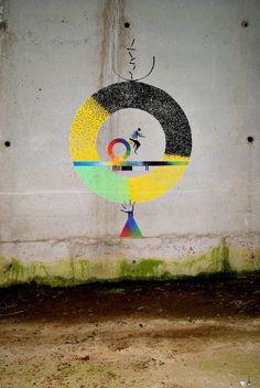 Xuan Alyfe, Spain - unurth | street art