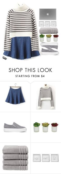 """""""#Yoins"""" by credentovideos ❤ liked on Polyvore featuring Threshold and Christy"""