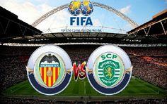 Portail des Frequences des chaines: Valencia vs Sporting CP - Friendlies Matchs
