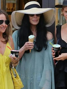 HATS are set to reach extreme proportions this spring, with straw brims so wide they could shade a small family. Big Fashion, Fashion Trends, Lovers, Seasons, Hats, Style, Swag, Hat, Seasons Of The Year