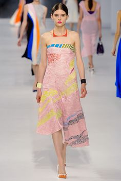 Christian Dior Resort 2014 Collection Slideshow on Style.com