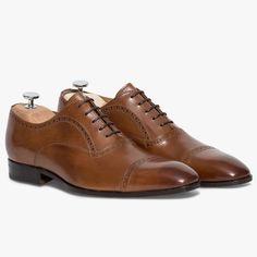 daa893462a0aa Richelieu cognac en cuir italien et cousu blake Ce richelieu est travaillé  dans le moindre détail