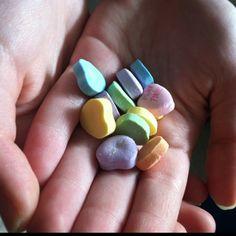 candy vday hearts <3