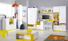 Moderná študentská izba Poly 1   MT-nábytok.sk