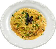 Gluten Free: Espaguete de Abobrinha