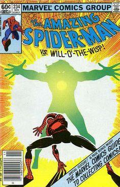 The Amazing Spider-Man (Vol. 1) 234 (1982/11)