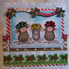 House-Mouse & Friends Monday Challenge