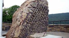 La Roca Waffle – Misteriosa roca de extraña procedencia
