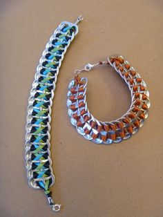 recycled jewelry ideas | Artwork of Marlo Lee: Recycled Jewelry Designs
