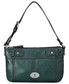Fossil Handbag, Maddox Shoulder Bag - Fossil - Handbags & Accessories - Macy's