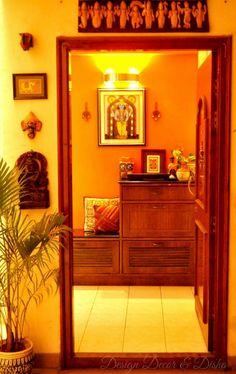 Indian Home Entrance Decor