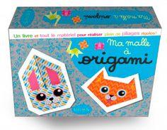 kit origami ma malle à origami