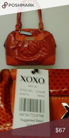 Xoxo Orange handbag New with tags Fresh orange color XOXO Bags