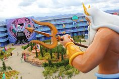 Art of Animation Resort in Disney Disney Cruise Line, Disney Parks, Walt Disney World, Disney Worlds, Tokyo Disneyland, Disneyland Resort, Disney Love, Disney Magic, Disney Art Of Animation