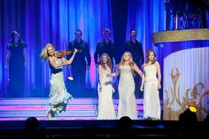 Celtic Woman brings its Believe tour to the Oakdale in Wallingford on Saturday, March and the Mohegan Sun Arena on Sunday, March Pho. Believe Tour, Celtic Music, Celtic Thunder, Lindsey Stirling, Irish Traditions, Pop Songs, 10 Anniversary, Show Photos, Bridesmaid Dresses
