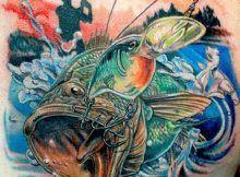30 Imagens de Tattoos de Peixes + Significado!