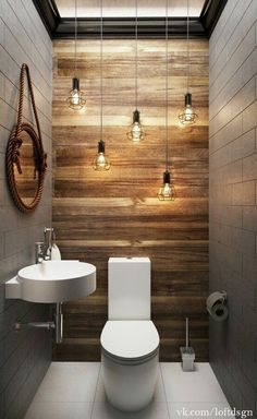 66 Epic Wooden Bathroom Designs Ideas With Modern Farmhouse Flare . - 66 Epic Wooden Bathroom Designs Ideas With Modern Farmhouse Flare – Bathrooms - Modern Farmhouse Bathroom, Wooden Bathroom, Gold Bathroom, Downstairs Bathroom, Turquoise Bathroom, Stone Bathroom, Wood Bath, Mosaic Bathroom, Brown Bathroom
