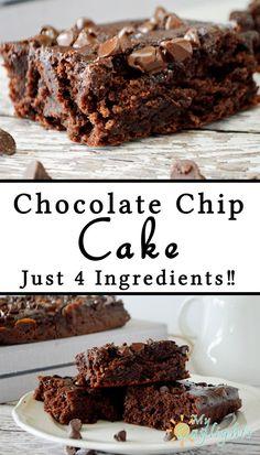 Chocolate Chip Puddi