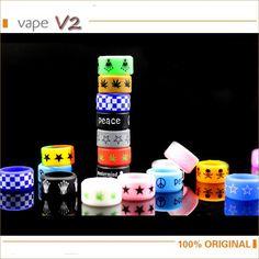 >> Click to Buy << Newest Silicone Rubber Band Vape Ring 5pcs/lot 22mm mechanical mods rda/rba decorative vape e-cig Non Slip rubber band #Affiliate