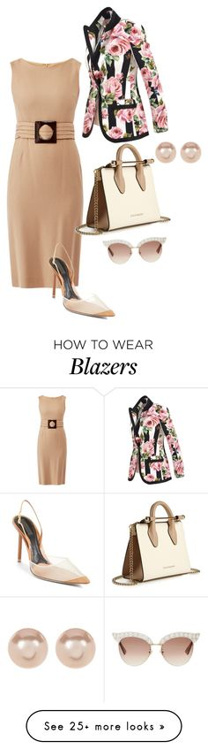 """""""Untitled #576"""" by tessa-creations on Polyvore featuring Goat, Dolce&Gabbana, Alexander Wang, Strathberry, Nordstrom Rack and Gucci"""